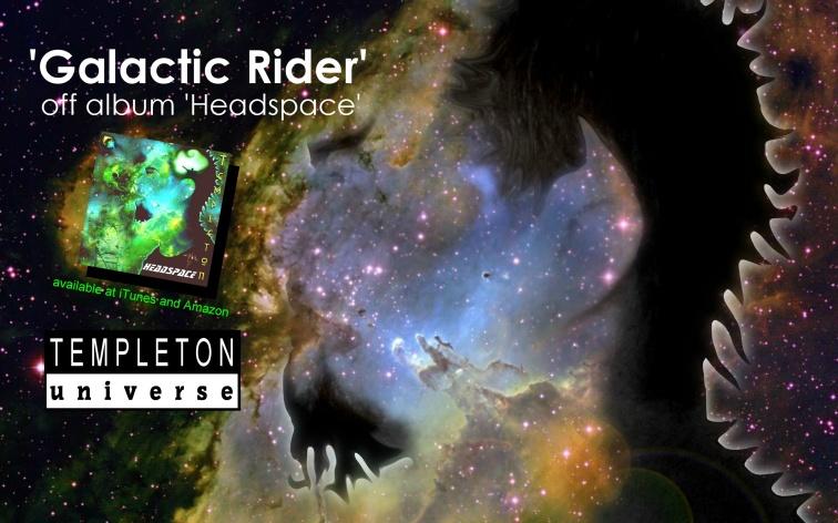 Galactic Rider Header